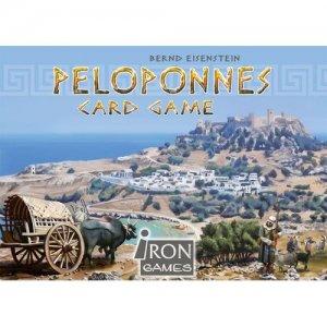 ペロポネソス:カードゲーム 和訳付輸入版