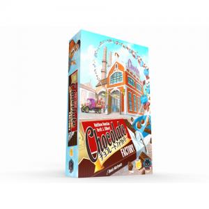 チョコレートファクトリー 日本語版