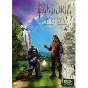 パンドリア:商人たち 和訳付輸入版
