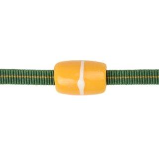 紫織庵オリジナル帯締め/二分紐/黄色