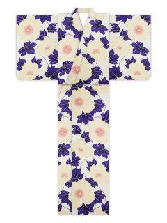 新夏芙蓉(紫)/浴衣