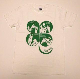 ソルテ 南関東4場重賞制覇記念 Tシャツ(白)