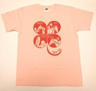 ソルテ 南関東4場重賞制覇記念 Tシャツ(ライトピンク)