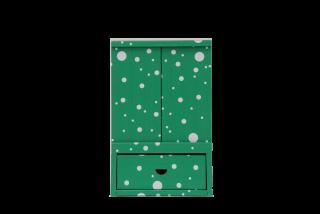 「はこぼ」mini仏壇型ーみず玉緑ー