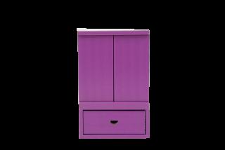 「はこぼ」mini仏壇型ー紫ー