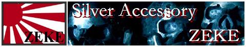 シルバーアクセサリーZEKE〔ジーク〕 オンライン通販ストア・髑髏、日の丸等のハンドメイド銀工房