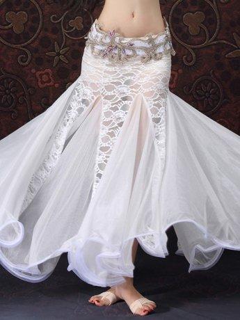ベリーダンス衣装 スカート Q01485ーcz (3色)