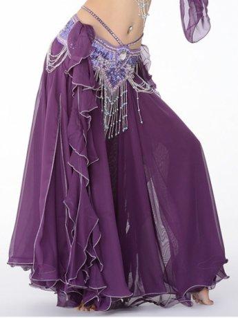 ベリーダンス衣装 スカート 39715-1-cz  (11色)