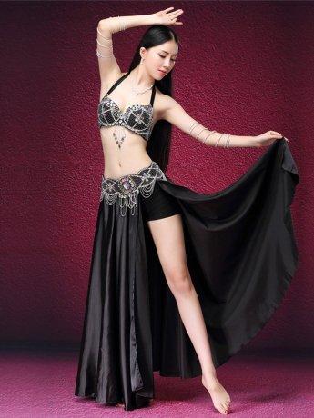 ベリーダンス衣装 豪華衣装セット WJ01520(3色)
