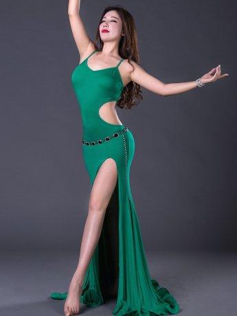 ベリーダンス衣装 ステージ衣装セット QC2872(3色)