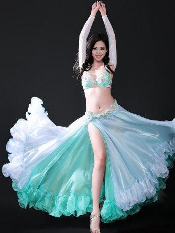 ベリーダンス衣装 ブラベルトセット SmeelaWY8326(2色)
