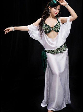 ベリーダンス衣装 ステージ衣装セットCD−YC040
