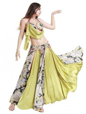 ベリーダンス衣装   豪華セット Smeela7818