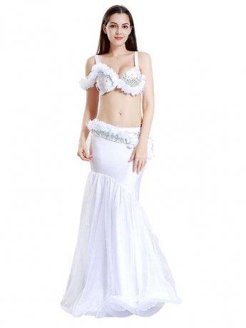 ベリーダンス衣装 豪華セットSmeela 7821