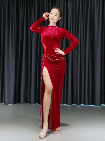 ベリーダンス衣装 ステージ衣装セット QC3118(2色)