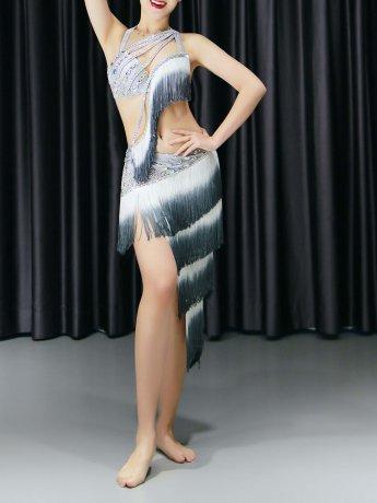 ベリーダンス衣装 豪華セットQC3162
