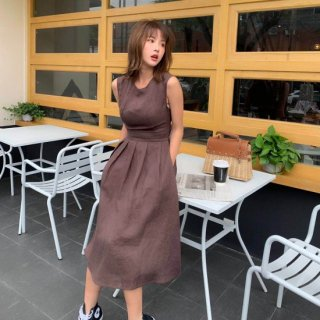 <img class='new_mark_img1' src='https://img.shop-pro.jp/img/new/icons14.gif' style='border:none;display:inline;margin:0px;padding:0px;width:auto;' />バックセパレートリネンワンピース