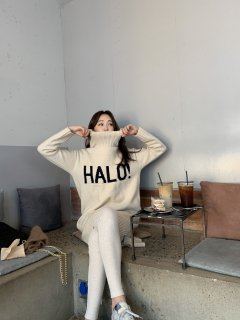 <img class='new_mark_img1' src='https://img.shop-pro.jp/img/new/icons14.gif' style='border:none;display:inline;margin:0px;padding:0px;width:auto;' />HALO! LONG KNIT