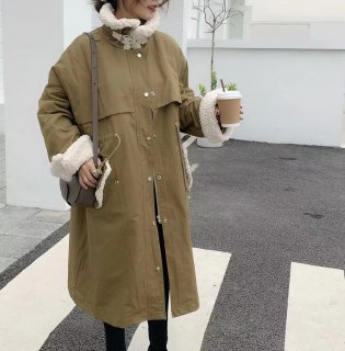 <img class='new_mark_img1' src='https://img.shop-pro.jp/img/new/icons14.gif' style='border:none;display:inline;margin:0px;padding:0px;width:auto;' />NECK BELT BOA COAT