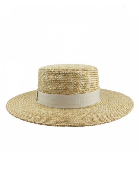 <img class='new_mark_img1' src='https://img.shop-pro.jp/img/new/icons14.gif' style='border:none;display:inline;margin:0px;padding:0px;width:auto;' />WHITE RIBBON STRAW HAT