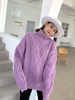 <img class='new_mark_img1' src='https://img.shop-pro.jp/img/new/icons14.gif' style='border:none;display:inline;margin:0px;padding:0px;width:auto;' />COLOR ケーブルKNIT