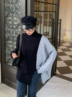 <img class='new_mark_img1' src='https://img.shop-pro.jp/img/new/icons14.gif' style='border:none;display:inline;margin:0px;padding:0px;width:auto;' />BC PULLOVER KNIT