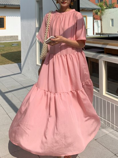 <img class='new_mark_img1' src='https://img.shop-pro.jp/img/new/icons14.gif' style='border:none;display:inline;margin:0px;padding:0px;width:auto;' />LIN SUMMER DRESS