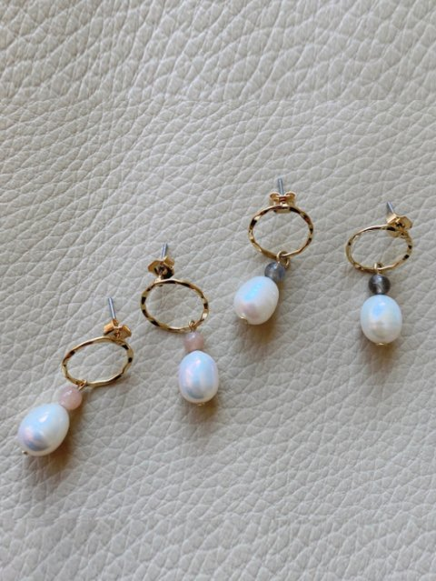 <img class='new_mark_img1' src='https://img.shop-pro.jp/img/new/icons14.gif' style='border:none;display:inline;margin:0px;padding:0px;width:auto;' />STONE*PEARL PIERCE