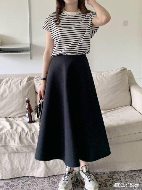 Aラインボンディングスカート SHORT