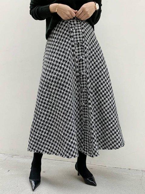 KR ツイードスカート