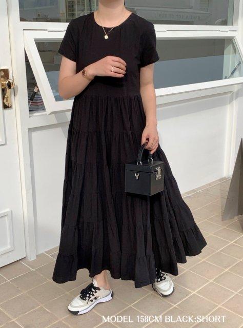 DOLLYティアードドレス'21