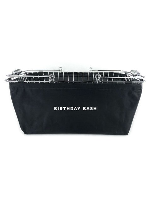 【送料無料】BIRTHDAY BASH LOGO BASKET