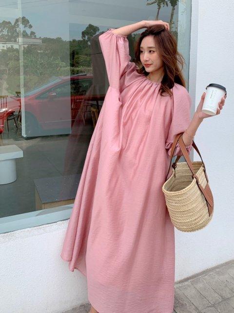 シフォン LONG DRESS
