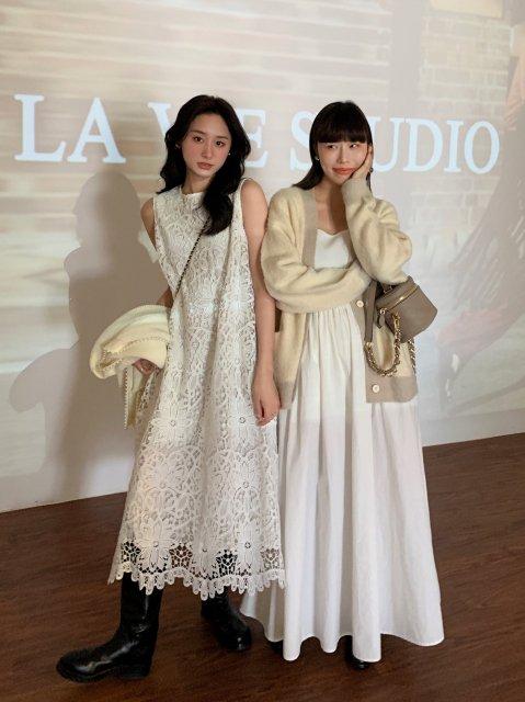 【受注生産】BB LACE DRESS