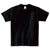 Gym Fine・オリジナルTシャツ・GYMNAST縦<img class='new_mark_img2' src='//img.shop-pro.jp/img/new/icons6.gif' style='border:none;display:inline;margin:0px;padding:0px;width:auto;' />