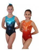 Starstruck Ombre Gymnastics Leotard Blue<img class='new_mark_img2' src='//img.shop-pro.jp/img/new/icons6.gif' style='border:none;display:inline;margin:0px;padding:0px;width:auto;' />