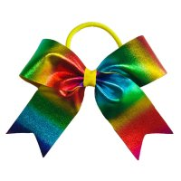 Gym Fine Bow No.23 Rainbow