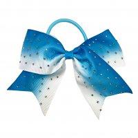 Gym Fine Bow No.33 Blue & White