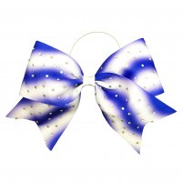 Gym Fine Bow No.26 Blue & White<img class='new_mark_img2' src='//img.shop-pro.jp/img/new/icons6.gif' style='border:none;display:inline;margin:0px;padding:0px;width:auto;' />