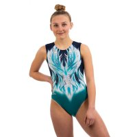 FIRE BODICE LEOTARD NAVY<img class='new_mark_img2' src='https://img.shop-pro.jp/img/new/icons6.gif' style='border:none;display:inline;margin:0px;padding:0px;width:auto;' />