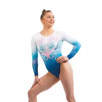 ROXY LONG SLEEVED LEOTARD BLUE<img class='new_mark_img2' src='https://img.shop-pro.jp/img/new/icons6.gif' style='border:none;display:inline;margin:0px;padding:0px;width:auto;' />