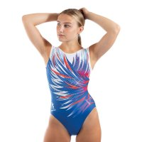 SALUTE BODICE LEOTARD BLUE<img class='new_mark_img2' src='https://img.shop-pro.jp/img/new/icons6.gif' style='border:none;display:inline;margin:0px;padding:0px;width:auto;' />