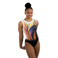 SHINE BODICE LEOTARD MULTI<img class='new_mark_img2' src='https://img.shop-pro.jp/img/new/icons6.gif' style='border:none;display:inline;margin:0px;padding:0px;width:auto;' />