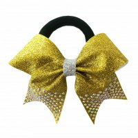 Glitter Bow Yellow Gold<img class='new_mark_img2' src='https://img.shop-pro.jp/img/new/icons6.gif' style='border:none;display:inline;margin:0px;padding:0px;width:auto;' />