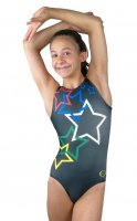 Sublimated Stars Leotard<img class='new_mark_img2' src='https://img.shop-pro.jp/img/new/icons6.gif' style='border:none;display:inline;margin:0px;padding:0px;width:auto;' />