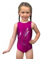 Velvet Feather Sparkle Leotard<img class='new_mark_img2' src='https://img.shop-pro.jp/img/new/icons6.gif' style='border:none;display:inline;margin:0px;padding:0px;width:auto;' />