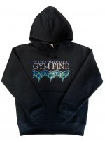 Gym Fine パーカー Design-1 Blue<img class='new_mark_img2' src='https://img.shop-pro.jp/img/new/icons6.gif' style='border:none;display:inline;margin:0px;padding:0px;width:auto;' />