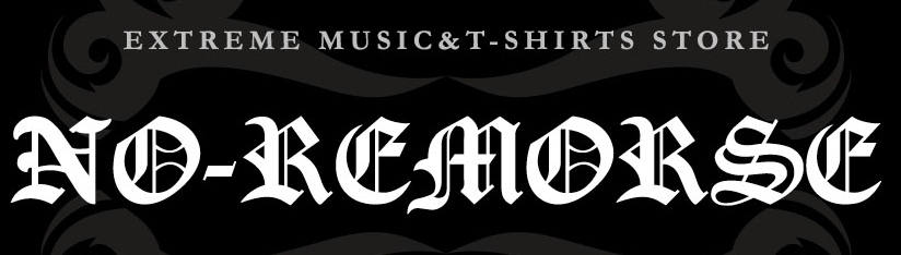 バンドTシャツ SHOP NO-REMORSE online store