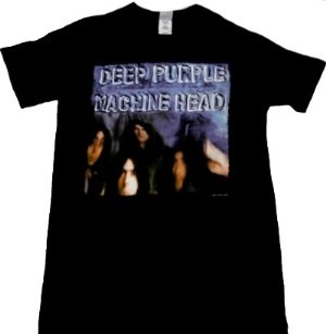 DEEP PURPLE「MACHINE HEAD」Tシャツ<img class='new_mark_img2' src='//img.shop-pro.jp/img/new/icons52.gif' style='border:none;display:inline;margin:0px;padding:0px;width:auto;' />