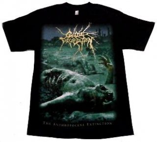 CATTLE DECAPITATION「Anthropocene Extinction」Tシャツ<img class='new_mark_img2' src='//img.shop-pro.jp/img/new/icons52.gif' style='border:none;display:inline;margin:0px;padding:0px;width:auto;' />